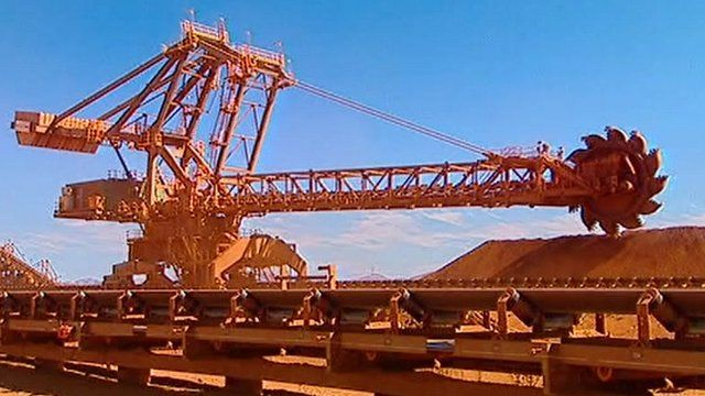 Opencast mining, Australia