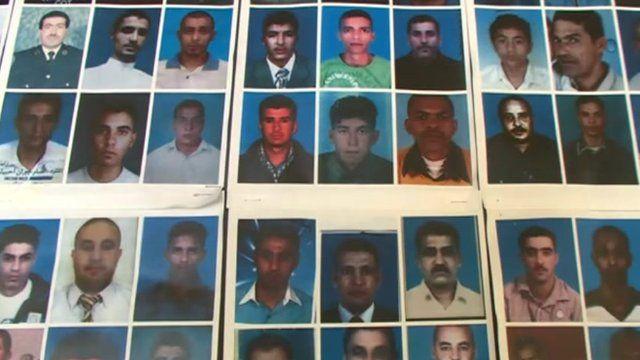 Missing people in Libya