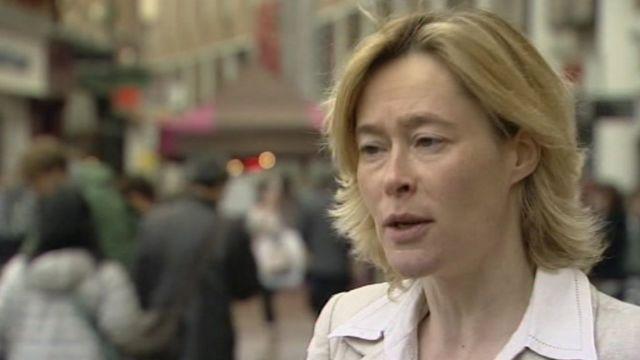 Cambridge City Councillor Julie Smith (Lib/Dem)