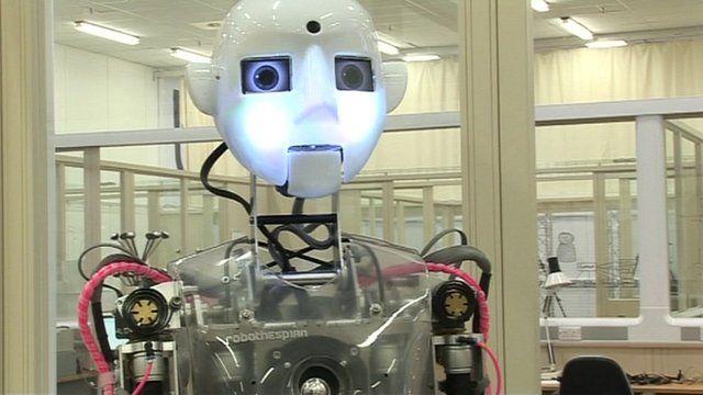 Geri the robot