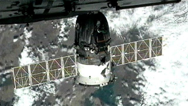 Soyuz spaceship