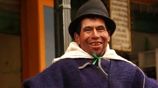 Ecuador's last 'iceman'