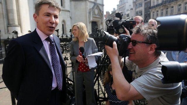 Daily Mail journalist Andrew Pierce