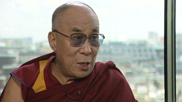 The Dalai Lama