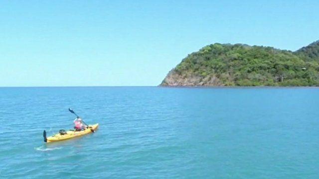 Canoe in Australia