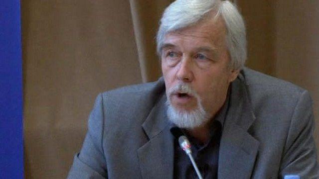 Director of Cern, Rolf Heuer