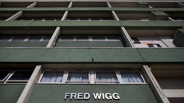 Fred Wigg tower