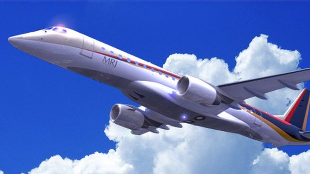 Mitsubishi Aircraft jet