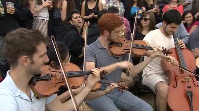 The Aldeburgh World Orchestra