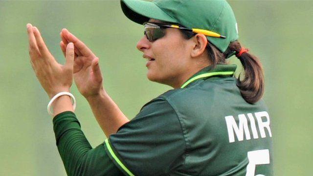 Sana Mir, Pakistan's women's team captain