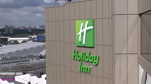 IHG's Holiday Inn beside the Olympic Park