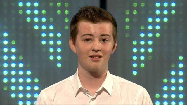 1. Steffan Rhys Hughes