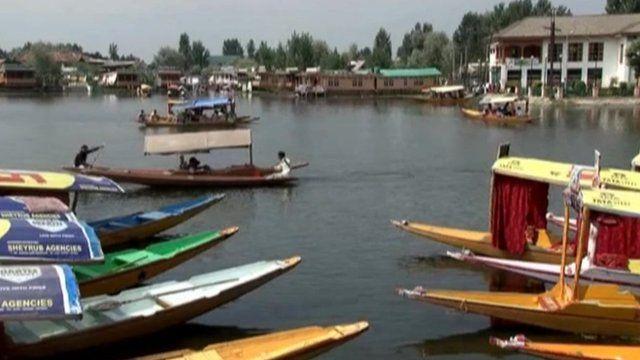 Harbour in Kashmir