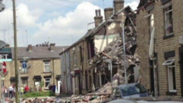 Buckley Street blast