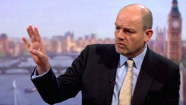 Mark Thompson on The Andrew Marr Show