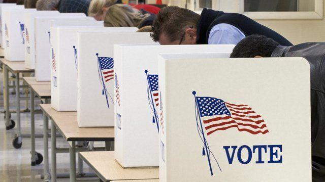 Voting in Virginia