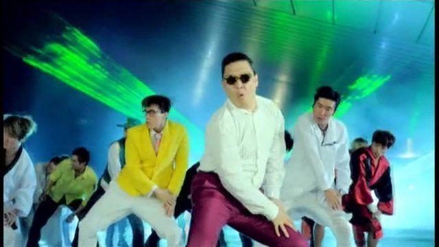 S Korea pop star Psy