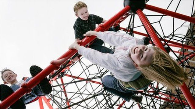 Children playing (generic)