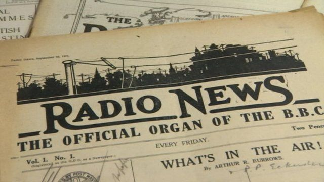 Artwork for Radio News magazine