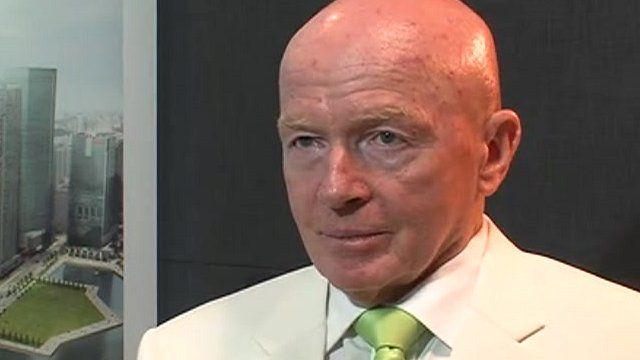 Mark Mobius, Templeton Emerging Markets Group