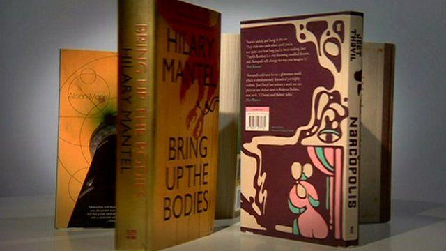 Booker shortlisted books