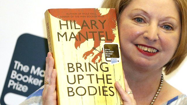 Novelist Hilary Mantel