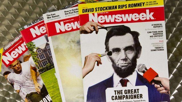 Newsweek magazines