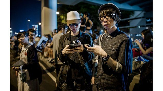 Tablet computer users in China
