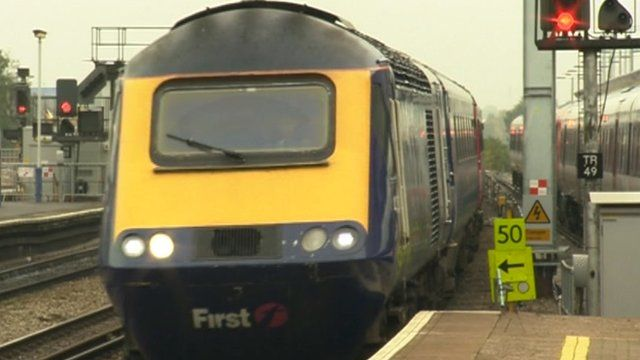 First Great Western service