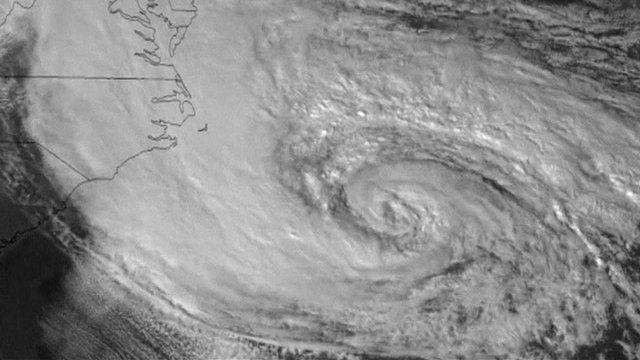 Hurricane Sandy Timelapse, Babylon NY (Long Island) - YouTube