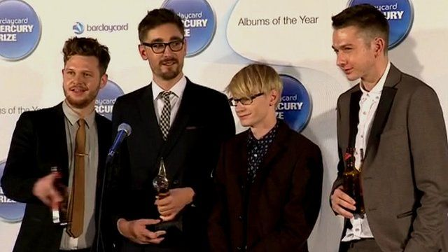 Indie band Alt-J