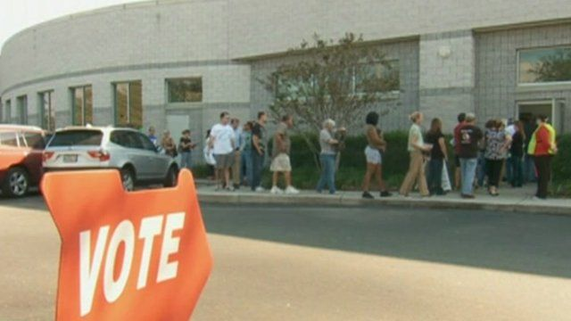 Ballots cast in Florida