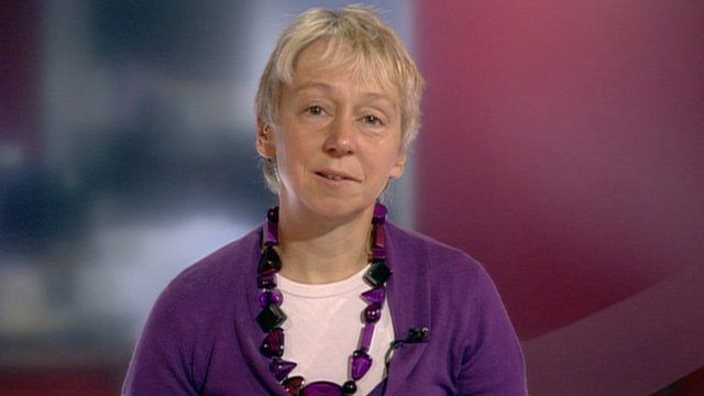 Director of the High Pay Centre Deborah Hargreaves