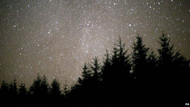 Dark Sky Park, Scotland
