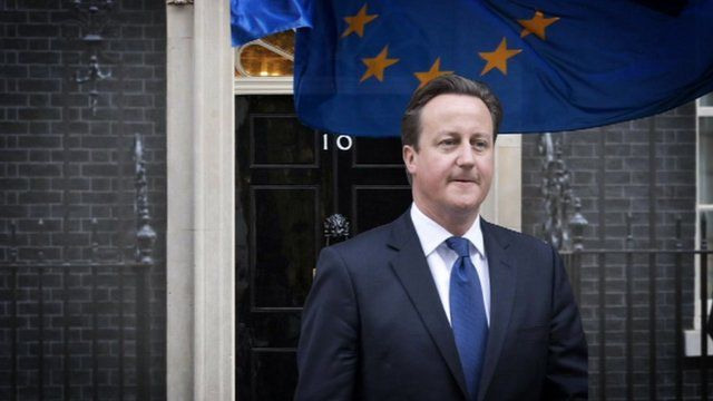 David Cameron will take a tough approach in EU budget negotiations