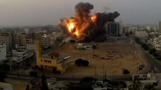 Conflict in Gaza