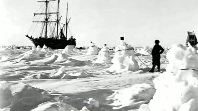 Sir Ernest Shackleton's expedition