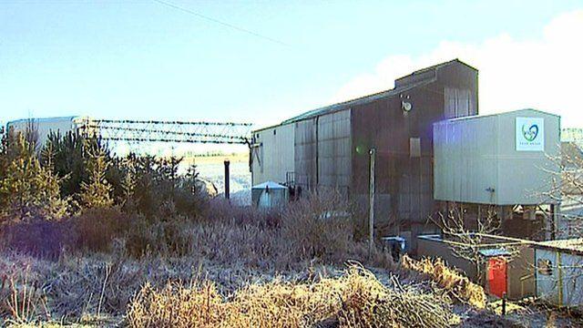 Vion's Turriff plant