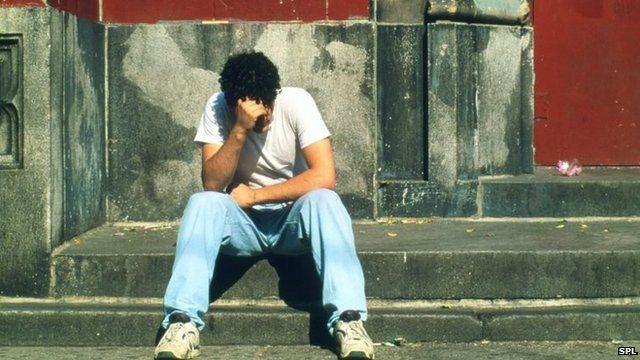 Depressed youth