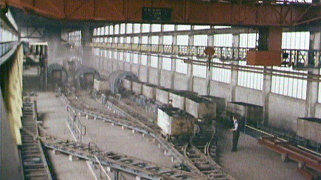 Rothes Colliery