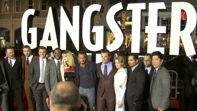 Cast of Gangster Squad