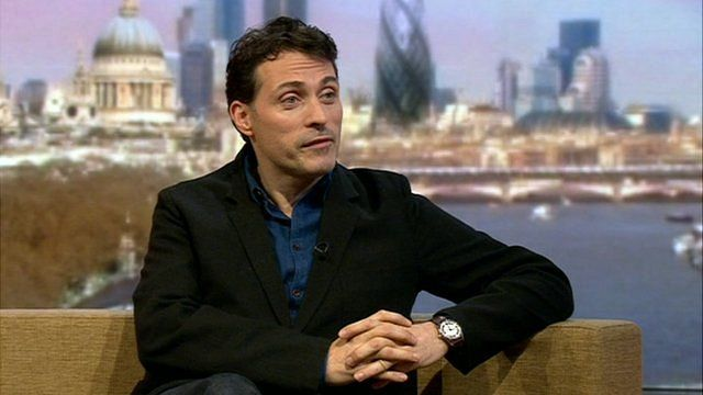 Rufus Sewell on The Andrew Marr Show