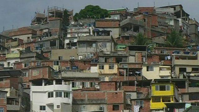 Rio de Janeiro's favelas