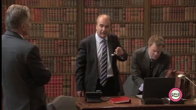 Yes Prime Minister cast