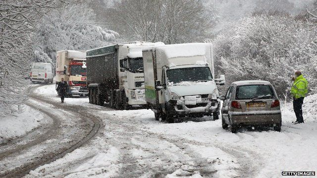 Abandoned vehicles on A367 between Bath and Peasedown St John