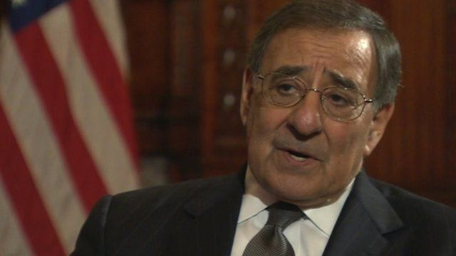 US Secretary of Defence Leon Panetta