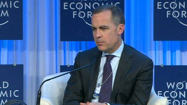 Governor of the Bank of Canada Mark Carney