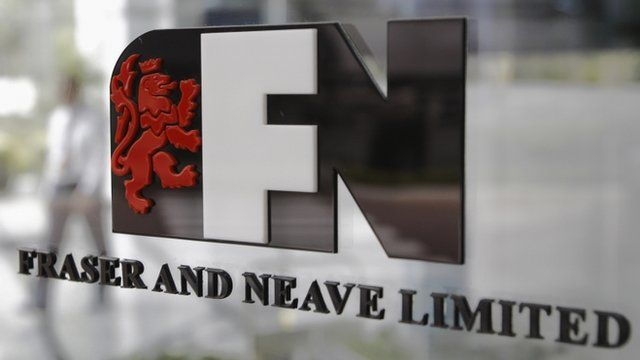 Fraser and Neave logo
