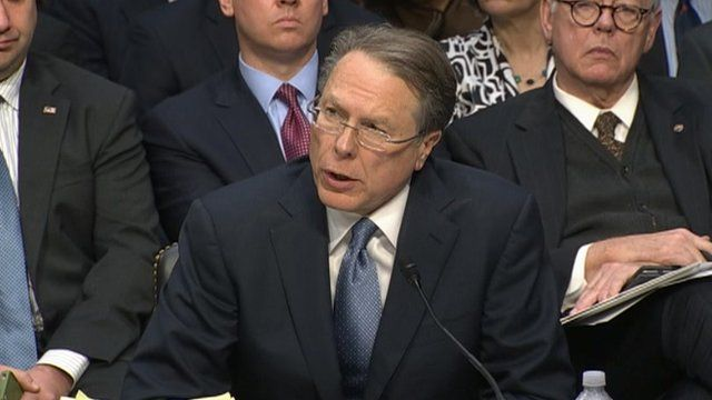 Wayne LaPierre 30 January 2013