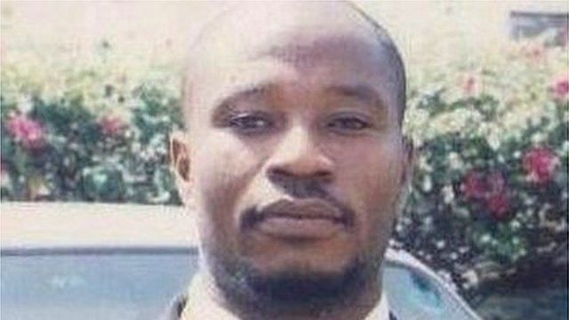 Fortune Adzawoloo died in Newry in 2011